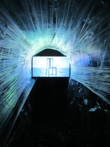 Amii McGuinness Installation, 2014