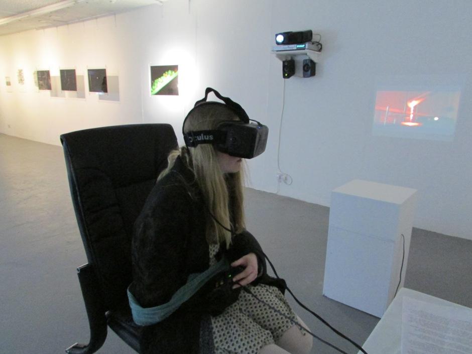 Ruth Kerr - oculus rift